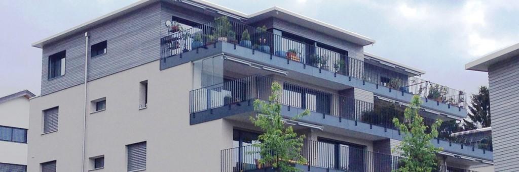 Hausen am Albis, Rigiblickstrasse