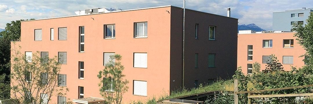Wohnüberbauung Sonnhalde, Emmen