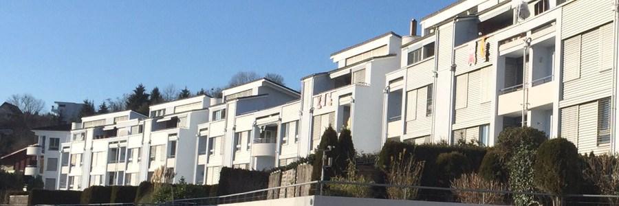 Fassadensanierung Lindenbrunnenstrasse 2-8, Eschenbach