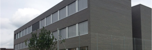 Neubau Schulprovisorium, Zug
