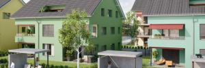 """Arealüberbauung """"Rössli"""" Häuser E+F, 5624 Nesselnbach"""