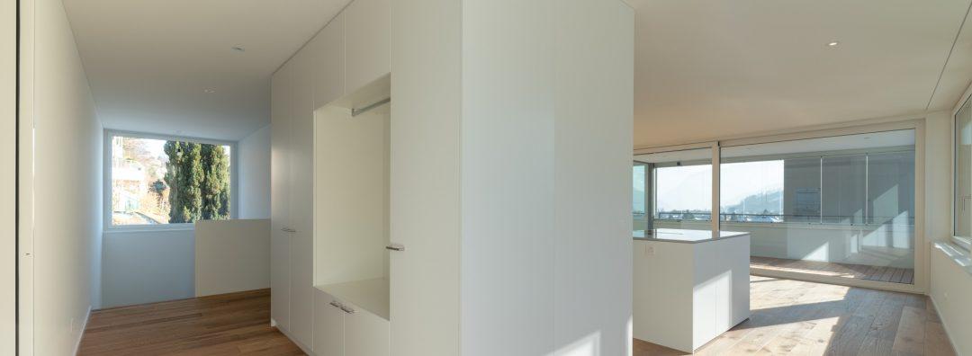 Wohnungsausbau, Kriens