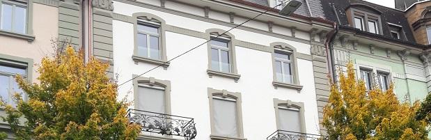Sanierung Wohn- und Gewerbehaus, Luzern